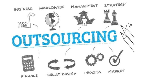 Components of IT outsourcing cost