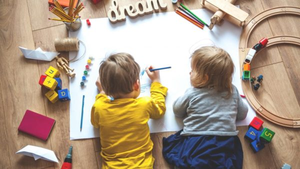 New life in Spain preschool education